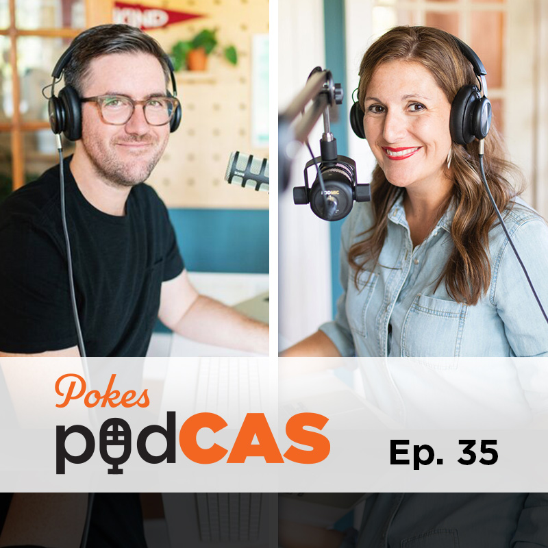 Episode 35: Nonprofits and following your dreams, with Becky Endicott and Jon McCoy