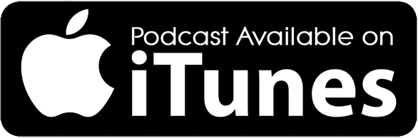 itunes podcast logo bw